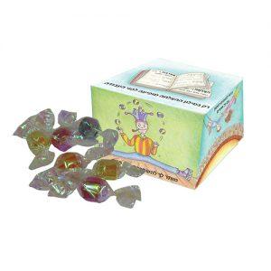 סוכריות יהלום בקופסה מעוצבת, דגם ענת