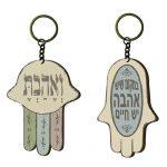 מחזיק מפתחות ליום האהבה