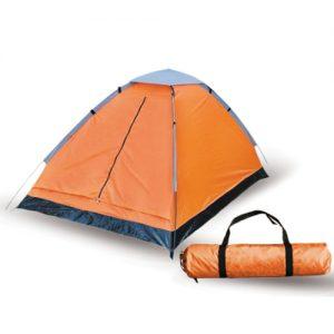 אוהל שטח זוגי מקצועי בפאוץ'