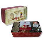 קופסת תה עם מיניבונבוניירה וחליטות