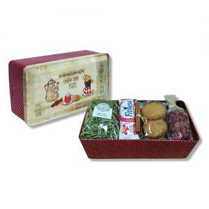 מארז בריאות בקופסת תה
